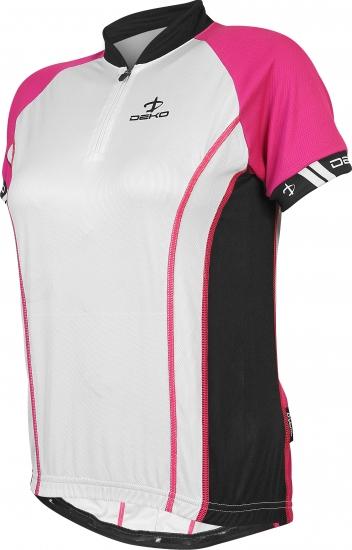 39a0f0649 Deko Sports  »HALF Winter Cycling Jersey»