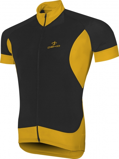 d361ba9ef Deko Sports  »Deko Phobos Full Zip Short Sleeve Cycling Jersey ...