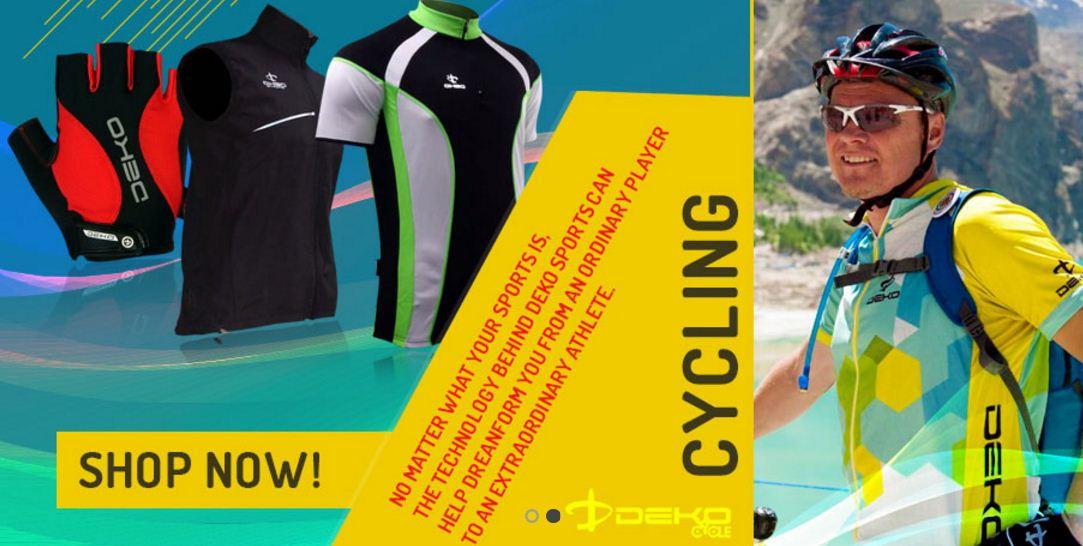 Cycling wear online shops in UK
